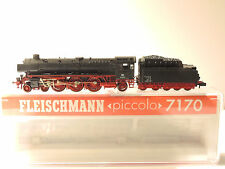 Fleischman 7170 Dampflok, Steam locomotive BR 011 066-8 der DB TOP!! !  OVP #
