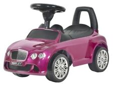 Bentley Licensed Ride On Push Car for babies and toddlers