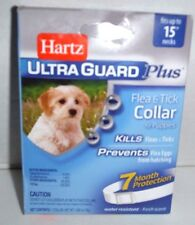 """Hartz UltraGuard Flea and Tick Collar for Puppies 7 Month Protection 15"""""""