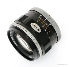 Canon FD/FL 55mm F1.2 FAST Manual Focus Lens -Clean- (22-16)
