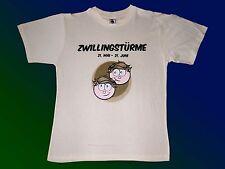 Sternzeichen T.-Shirt  Funshirt Shirt ZWILLING  Gr. S/M  beige    NEU