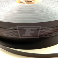 12.7mm, 1m POLARITY A & 1m POLARITY B PREMIUM SELF ADHESIVE MAGNETIC TAPE STRIPS