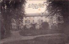 ORANGE 16 château des comtes de gasparin