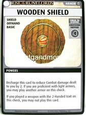 Pathfinder Adventure Card Game - 1x Wooden Shield - Rise of the Runelords