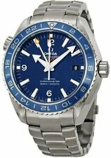 232.90.44.22.03.001 Omega Seamaster Planet Ocean 600M GMT 43.5MM Mens Watch