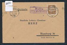 00500) Landpost Ra2 Nessa über Weißenfels, DS 1939