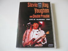 Stevie Ray Vaughan and Double Trouble - Live At Alabama 1984 DVD