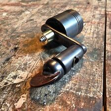 The Old Timer ~ Triplebrass Antique Patina - Direct Drive Rotary Tattoo Machine