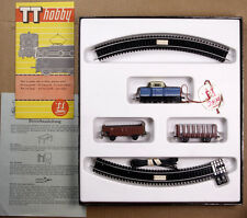 Zeuke 545/15 TT Freight Train Set 1:120 New Old Stock