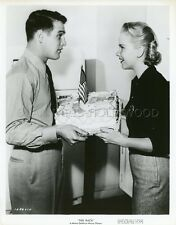 PAUL NEWMAN ANNE FRANCIS THE RACK  1956 VINTAGE PHOTO ORIGINAL #7