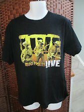 BRAD PAISLEY 2006 Live Tour T-Shirt Adult Large Graphic Double Sided