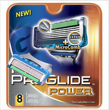 Gillette Fusion Proglide Power Razor Blades,8 Cartridges