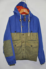 Men's Polo Ralph Lauren, Monaco Blue Rustic Fleece Jacket. Size M. $395.