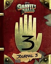 Gravity Falls: Journal 3 by Alex Hirsch - Hardcover ✔ BRAND NEW ✔ FREE SHIPPING✔