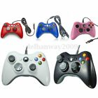 USB Wired Game Remote Gamepad Controller Joypad For Xbox 360 & Slim PC Windows