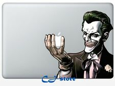Joker Macbook Stickers Macbook Air / Pro Decals Skin for Macbook Decal Skin  JK