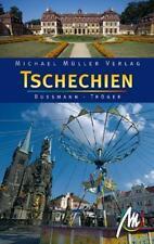 Reiseführer TSCHECHIEN mit PRAG Böhmen Michael Müller, 672 Seiten UNGELESEN