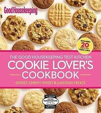 The Good Housekeeping Test Kitchen Cookie Lover's Cookbook (Canadian edition): G