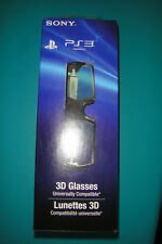 New Sony 3D Active Shutter IR Glasses Panasonic Sony Mitsubishi Toshiba Sharp