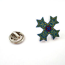 Coptic Cross Lapel Pin Badge Gifts For Him