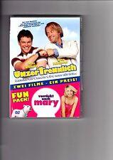 Fun Pack! - Unzertrennlich / Verrückt nach Mary (2004) DVD #14036