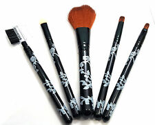 NEW SERIES 5 PIECES PROFESSIONAL MAKE UP BRUSH SET-MODEL 301