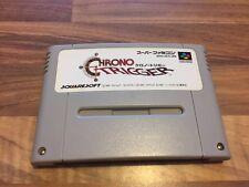 Super Famicom: CHRONO TRIGGER      (Super nes Japan)