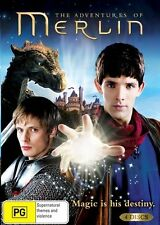 The Adventures Of Merlin SEASON 1 : NEW DVD