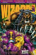 WIZARD The Guide to Comics # 16 Dec. 1992 + Sup. Cards New in Plastic Bin W-3