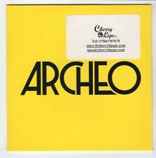 (GS430) Archeo, 5 track sampler - 2011 DJ CD