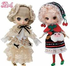 "Pullip 2 Doll Lot New NRFB Byul Eris & Dal Colline Set B-001 & F-321 10"" 2008"