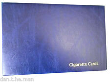 BLUE GLEN CIGARETTE CARD COLLECTORS ALBUM & 30 x 10 POCKET SLEEVES - NEW