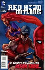 Red Hood & the Outlaws (2011-Present) #19