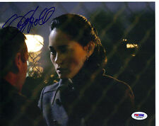 Sonja Sohn Body of Proof Wire Shaft Signed Autograph 8x10 Photo PSA DNA COA