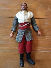 "Vintage Original 1970's Mego 12"" Buck Rogers DRACONIAN GUARD Action Figure Rare"