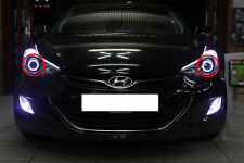 Front Head Light Angeleye Surface Emitting LED Kit for Hyundai 2011-2013 Elantra