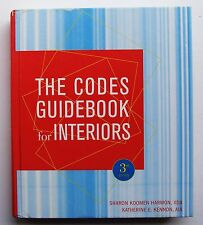 Codes Guidebook for Interiors, 3rd Ed., The, 2005