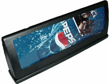 Pepsi Fountain Header Light
