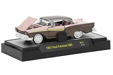 M2 Machines 1/64 Auto-Thentics 10th Anniversary 1957 Ford Fairlane 500  32500-41