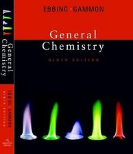 Available Titles OWL: General Chemistry by Steven D. Gammon and Darrell D. Ebbin