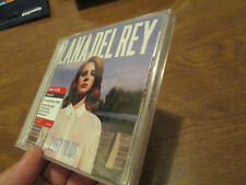 Born to Die by Lana Del Rey CD DELUXE EDITION + 2 EXCLUSIVE BONUS TRACKS SONGS