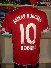 #10 Robben FC Bayern München Trikot 2009/2010 Gr. S /176cm  shirt jersey  (e450)