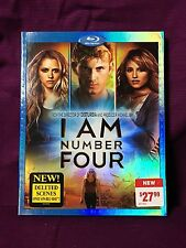 I Am Number Four (Blu-ray Disc, 2011)