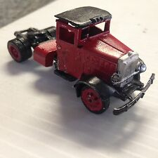 ULRICH MODEL KITS 1/97 SCALE 1933 BK MACK TRACTOR ALL METAL