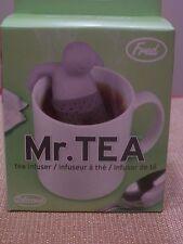NIB Novelty Mr. TEA -- Tea Infuser