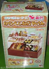Megahouse Re-ment Miniature Cake Bakery Showcase Display Cabinet Furniture MISB