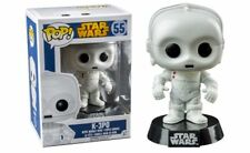 "STAR WARS K-3PO 3.75"" VINYL BOBBLE HEAD FIGURE POP FUNKO EXCLUSIVE"