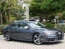 Audi: S8 QuattroS Tip