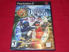 LEGEND OF THE DRAGON PS2 FACTORY SEALED!!!  FAST FREE SHIPPING!!! MUST L@@K!!!