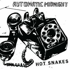 Hot Snakes Automatic Midnight Vinyl LP Record rocket from the crypt!!! punk NEW!